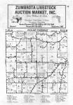 Mount Pleasant T111N-R13W, Wabasha County 1979 Published by Directory Service Company